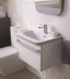 Tonic II Vanity Basin From Ideal Standard   Bathroom Review Vanity Basin,  Bathroom Designs,