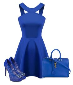 A fashion look from February 2016 featuring mini dress, GUESS and man bag. Polyvore Fashion, Yves Saint Laurent, Women's Clothing, Female, Clothes For Women, Woman, Women's Clothes, Outerwear Women, Saint Laurent