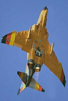 German Air Force F-4H Phantom II, Spooky on the underbody... :-))