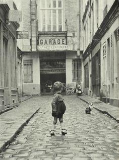 oscar van alphen, kinderen in de grote stad, 1958