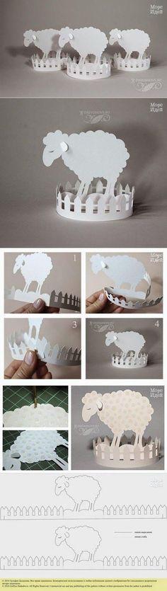 Eu Amo Artesanato: Artesanatos de papel