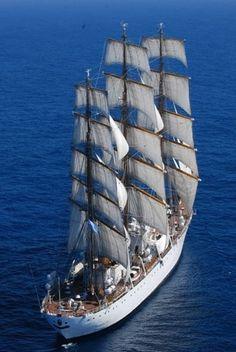 Tall ship Fragata Libertad