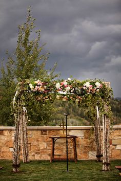 A Pink and Gold Wedding at St. Regis Deer Valley, UT