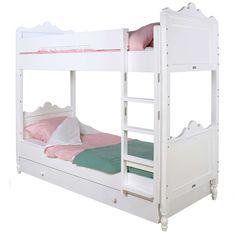 Wunderbar Wunderschönes Etagenbett Von Bopita Aus Der Serie Belle Für Das  Mädchenzimmer.