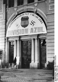 Fotos poco usuales sobre la División Azul :: memoriablau