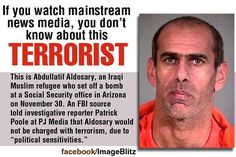 Oh, by the way, Nidal Hasan, the Fort Hood shooter, is STILL an Army Major and this muzzie terrorist is STILL drawing a paycheck.  media bias obama democrats