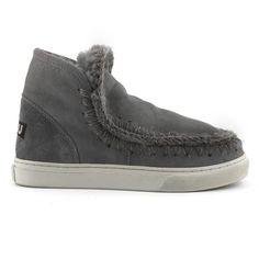 Mou Boots Mini Eskimo Sneaker Women Iron - MOU #mouboots #mousale #moubootssale #BlackFriday