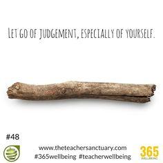#48/365 #365wellbeing #TopTips #TakeTheOxygenFirst #TeacherWellbeing #TheTeacherSanctuary #EveryTeacherMatters #KathrynLovewell #PutDownTheStick #JudgementFree #BeKind #SelfSoothing