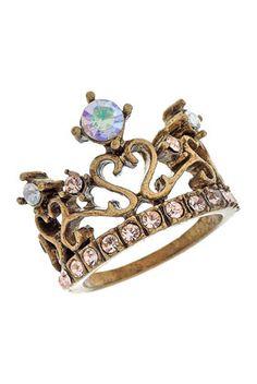 How I wish~Princess Crown Ring