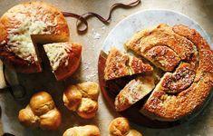 Ψωμί του τηγανιού και του φούρνου, με μπέικον, πατάτα και φρέσκο κρεμμυδάκι - Συνταγές - Γιορτές και καλέσματα | γαστρονόμος