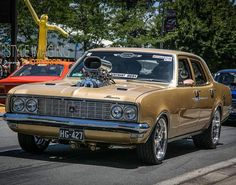 Cool HG Premier at Summernats 29