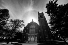 St Anselm Catholic Church, Anselmo, NE.