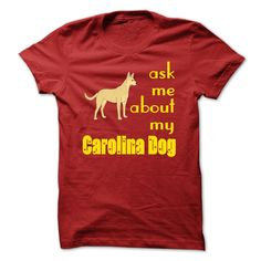 Owned by a Carolina Dog