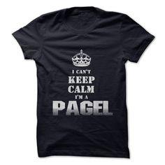 I'm a PAGEL T-Shirts, Hoodies. VIEW DETAIL ==►…