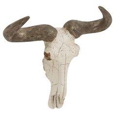 UMA Enterprises Faux Steer Skull Taxidermy