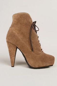 Proenza Schouler lace-up bootie