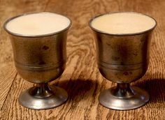 Tudor Buttered Beere recipe from the year 1588
