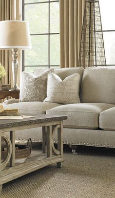 Carly Sofa  like the sofa, it looks comfy