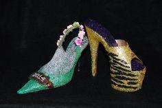 LSU Shoe