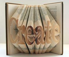 O livro como matéria prima