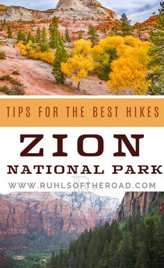 Zion National Park is the perfect place to visit on a Utah vacation! An easy Las Vegas day trip to visit one of the mighty five Utah National Parks & one of the best USA National Parks. National Park trips are always an adventure. Zion hiking is the best! Narrows Zion National Park, Capitol Reef National Park, National Parks Usa, Road Trip Usa, Usa Trip, Utah Vacation, Vacation Ideas, Utah Hikes, All Nature