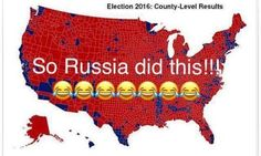 this is why dems want to abolish the electoral college! EVERYBODY'S FAULT EXCEPT KILLARY'S