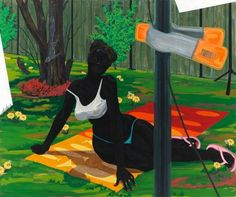 Black Contemporary Art