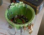 Handmade Jewelry Bowl