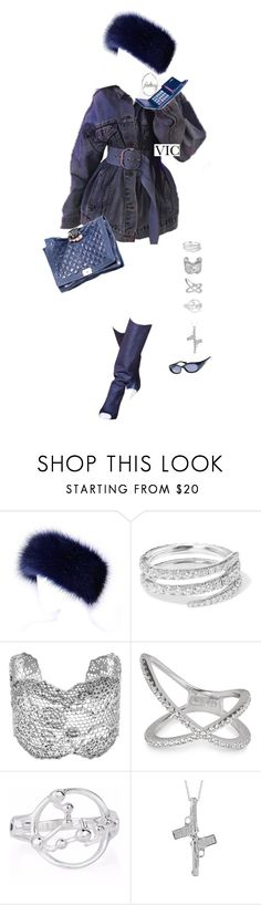 """What Year is it Anyway?"" by stylebyvic ❤ liked on Polyvore featuring Tom Ford, Disney Couture, Anita Ko, Aurélie Bidermann and APM Monaco"