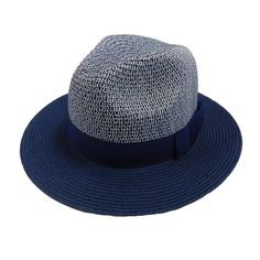 Two Tone Safari Style Hat