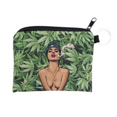 Aliexpress.com : Buy 2016Women weed lady Coin Purses Cute Girl Mini Bag Key Ring Case Zipper Wallet Lovely 3d print Pouch Change Purse wholesale 4042 from Reliable purse suppliers on GLOBLE INTERNATIONAL CO,LTD
