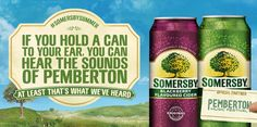 Somersby on Behance