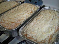 Placek (Polish Coffee Cake) Yeast Mixture 2 cups lukewarm milk 2 tbsp sugar 3 cups flour 3 packages active dry yeast Butter Mixture 1 ½ cups (3 sticks) softened butter 2 cups sugar 6 eggs 1 tsp salt ½...