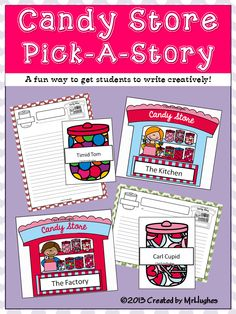 If you need a fun way to get your students writing creatively this Valentines, look no further! ($)