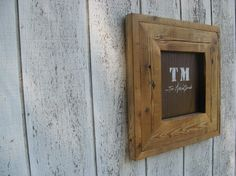 Aged Pine Frames by toddmanring on Etsy, $60.00