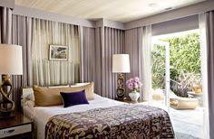 Venice Bungalow Master Bedroom by Jamie Bush & Co. via @Dering Hall