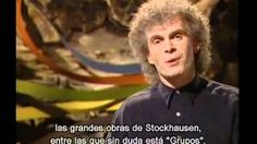 leaving home simon rattle subtitulado Leaving Home, Youtube, Movie Posters, Ideas, Musica, Artists, Film Poster, Thoughts, Youtubers