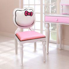 Hello Kitty Desk Chair- beyond cute
