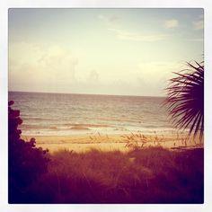 The Beach in Vero Beach, FL.
