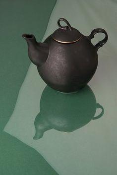 Andrea Bracher,. ceramics
