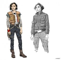 After some reconfiguring of a story pitch from John Knoll, chief creative officer at Industrial Light & Magic, the story was re-tooled a bit to focus on a more personal story between Jyn and her father.