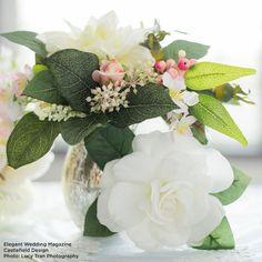 Silk Gardenia Pick i