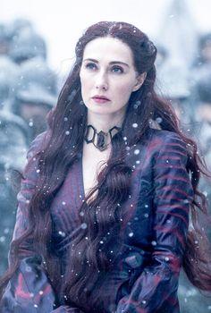 Game of Thrones - Melisandre (Cariese van Houten)