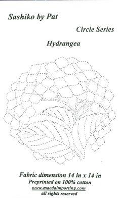 sashiko hydrangea