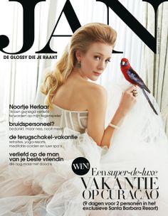Noortje Herlaar | Cover JAN Magazine 5-2014