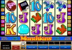 Online Munchkins #Spielautomat von #Microgaming wartet auf dich! Spiele kostenlos! Knabbern mit!