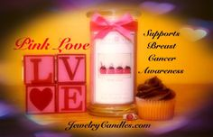 Pink Love by Jewelry Candles! <3