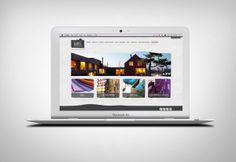 BUREL FACTORY - WEBSITE by INELO Design Studio, via Behance