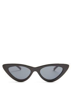 3fb597756f Le Specs The Last Lolita cat-eye sunglasses