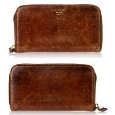 Pre-owned Prada Wallet
